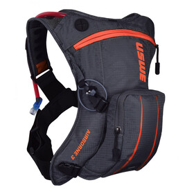 USWE Airborne 3 Backpack, grey/orange